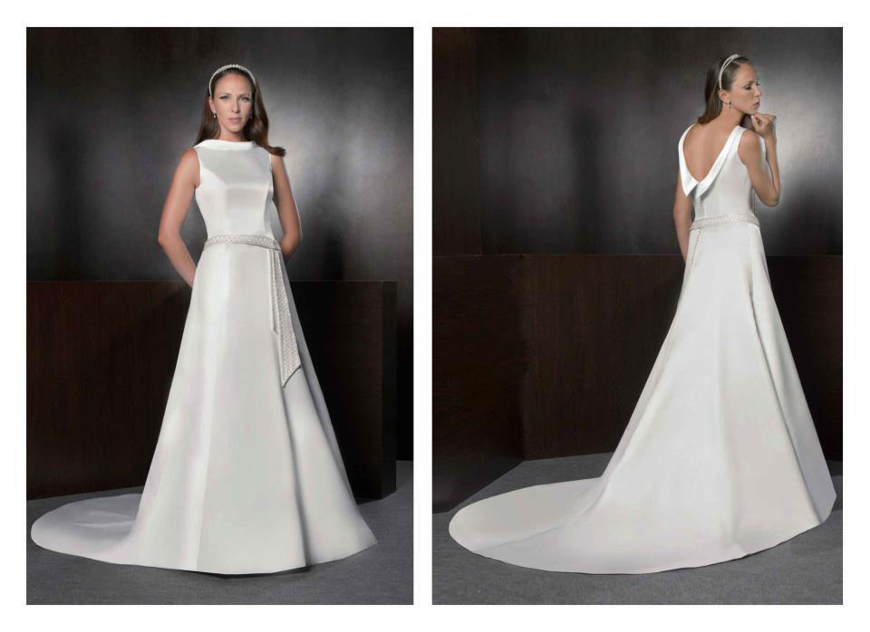 Vestido de novia - Foto Charo Peres