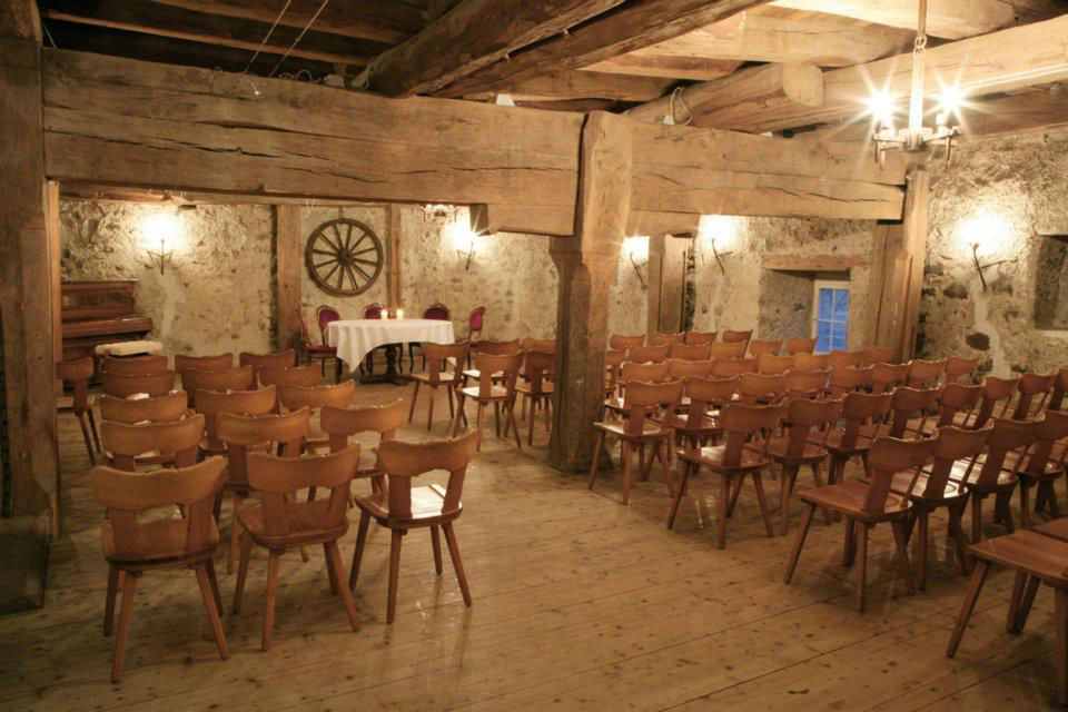 Beispiel: Kornkammer, Foto: Wasserschloss Hagenwil.
