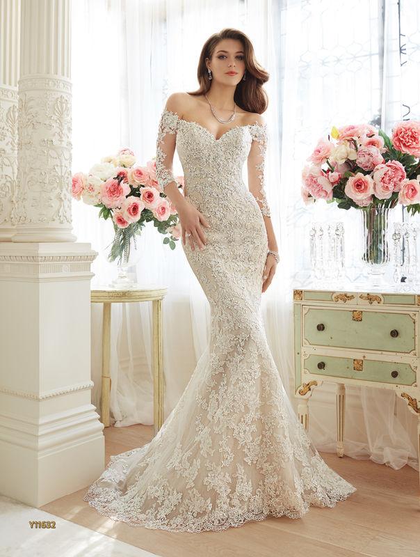 Tutti Sposa - Vestido de Noiva - Modelo Y11632