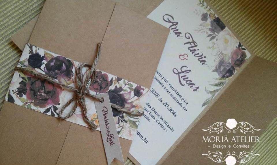 Moriá Atelier - Convites e artigos para festas