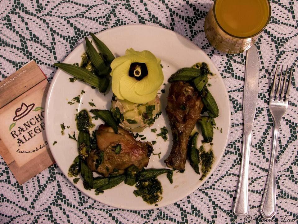 Restaurante Rancho Alegre