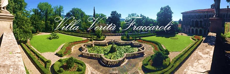 Villa Verità Fraccaroli