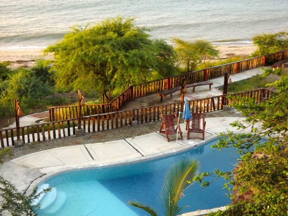 Punta Cocos Beach