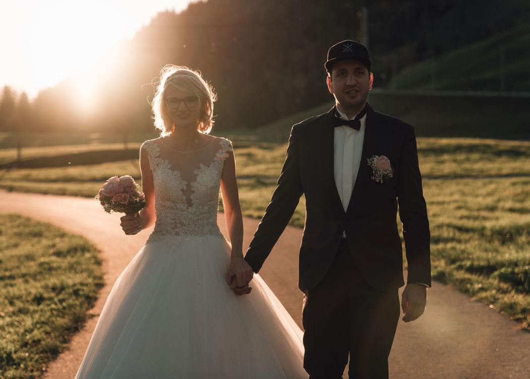 Hochzeitsvideo- und Fotografie | Jeremy Fuchs