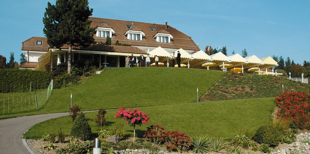 Beispiel: Aussenansicht / Lage, Foto: Hotel Restaurant Vogelsang.
