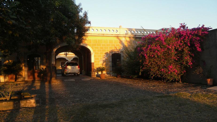 Ex Hacienda del Carmen
