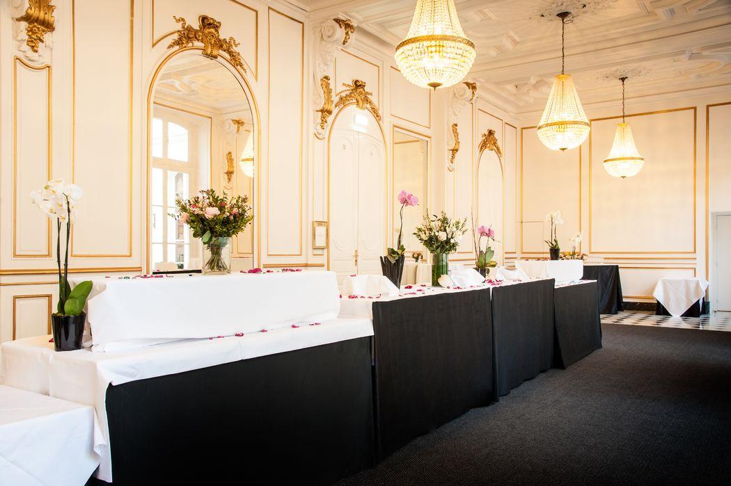Salon Saint Honoré Cocktail