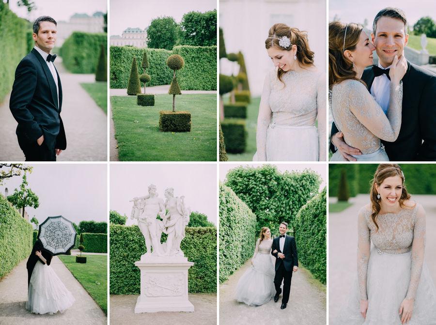 Destination Wedding Vienna, Austria