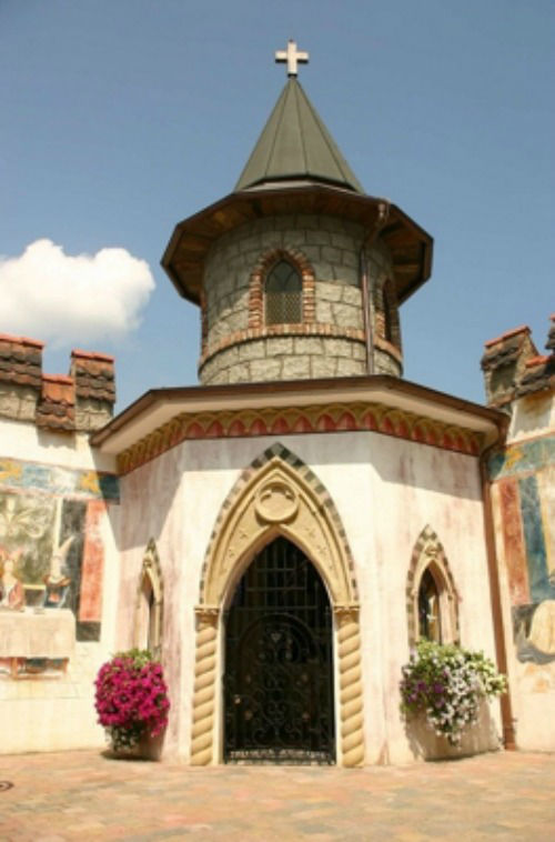 Beispiel: Hofkapelle, Foto: Burg Spielberg.