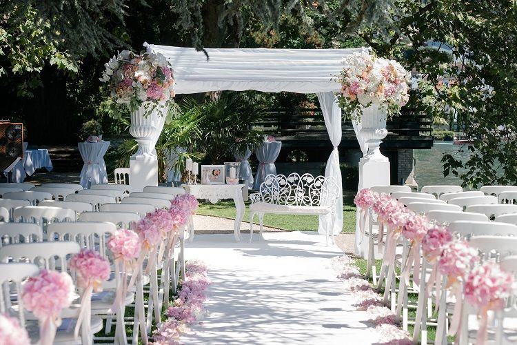 Zeremonien mit Herz
