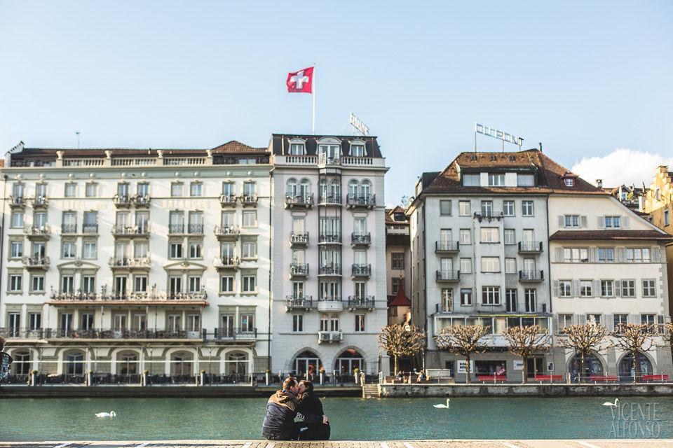 Engagement Shoot (Luzerna, Switzerland)