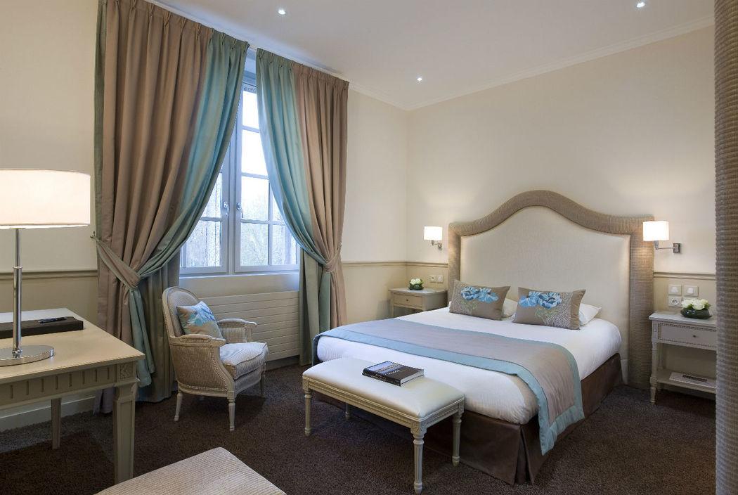 Chambre standard dans le Château