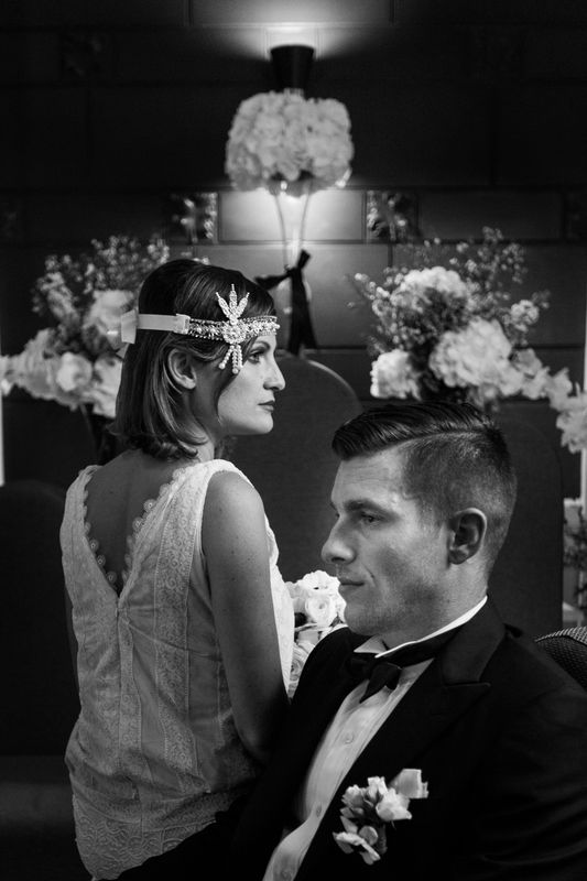 Mariage Gatsby the great Mam'zelle Event