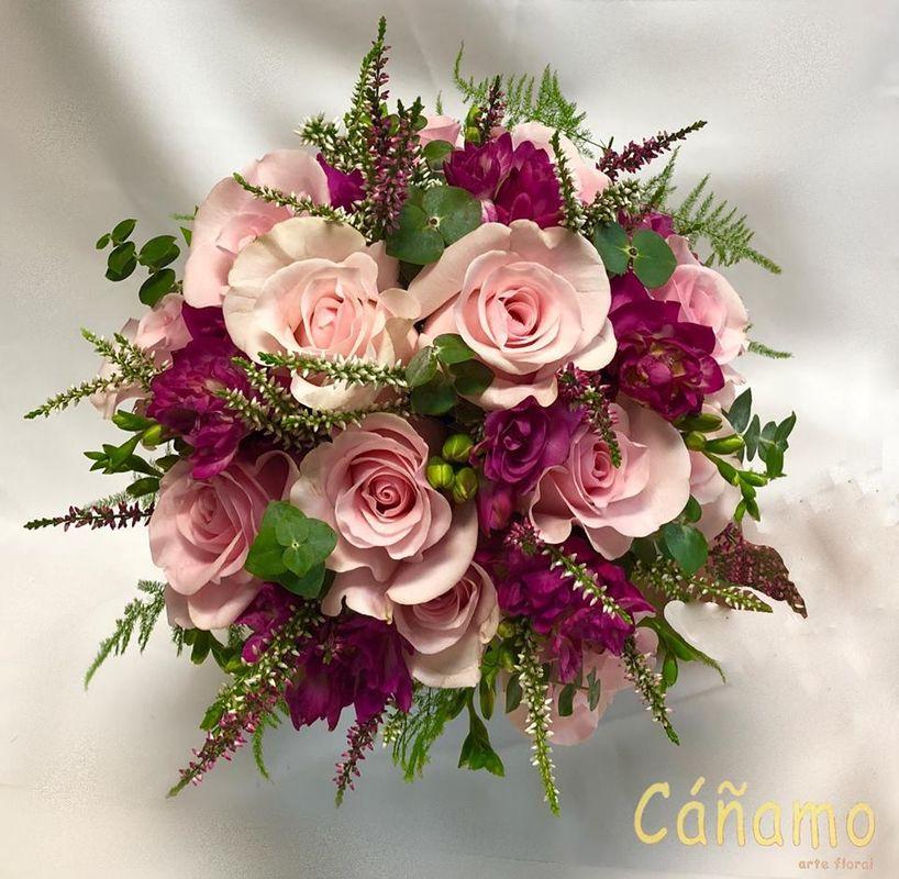 Cáñamo Arte Floral