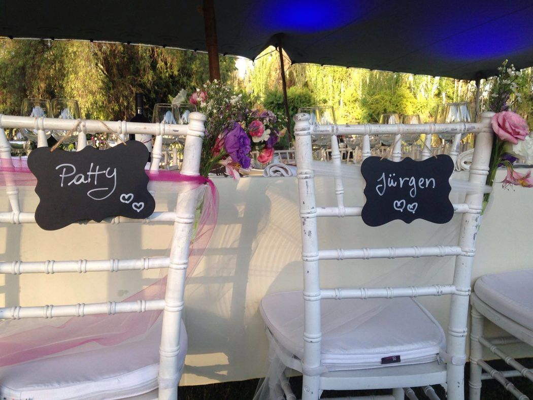 Matrimonio Patty & Jürgen -  Novack Wedding Planner
