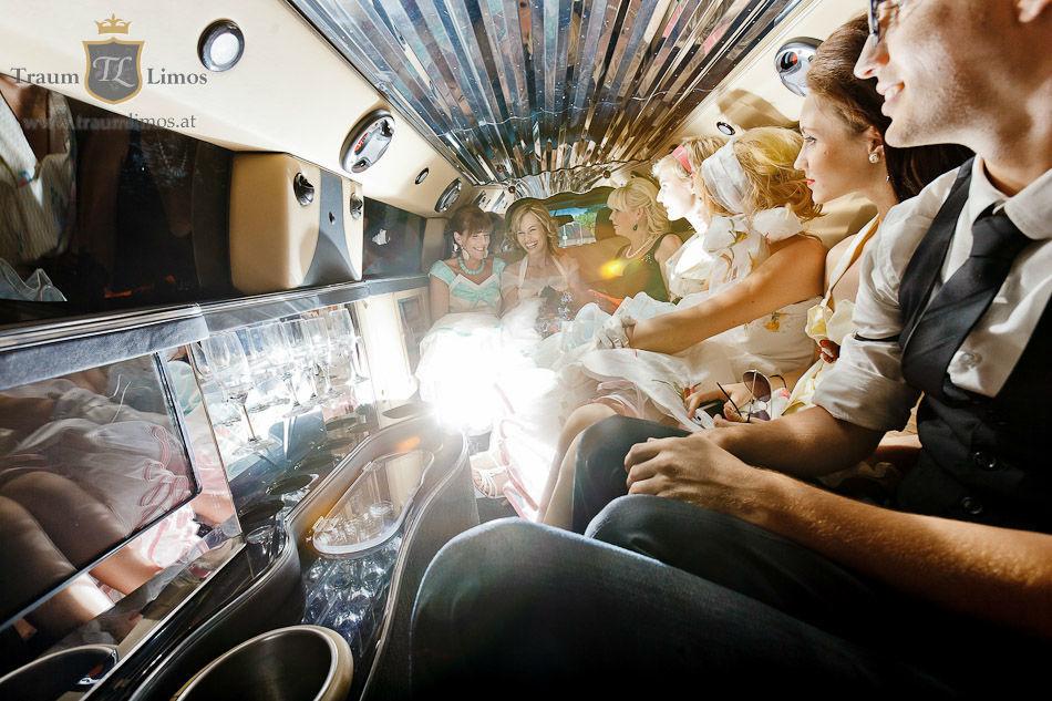 Beispiel: Der Hummer von innen, Foto: Traumlimos.