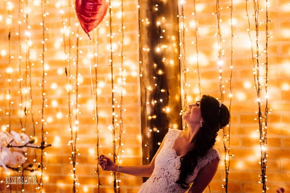 A noiva Foto: Blessends Foto e Video
