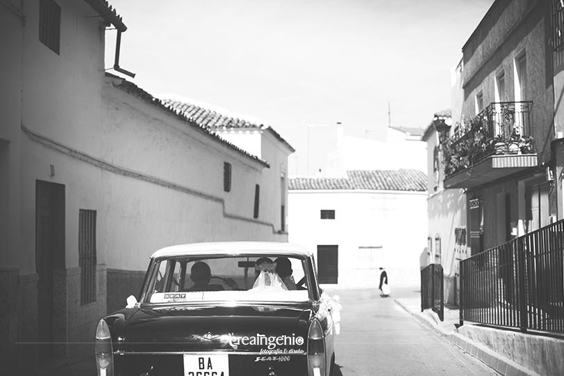 Reportaje Boda Sevilla Creaingenio