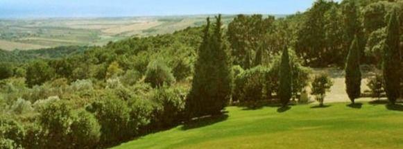 Il parco -  Villa del Sasso