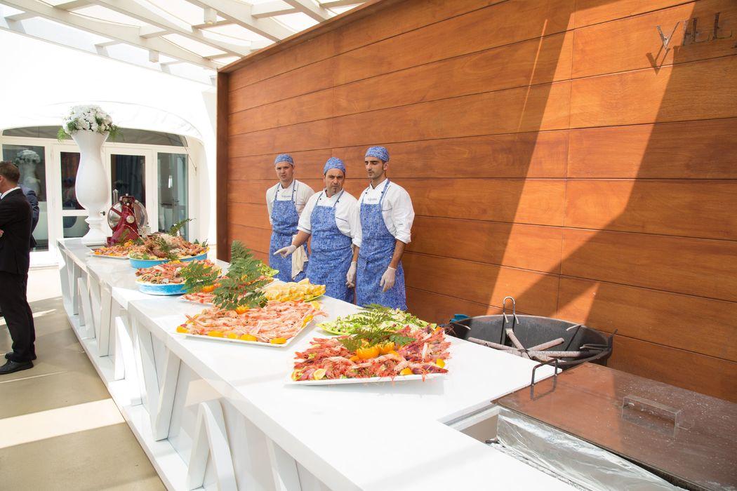 buffet pregiato