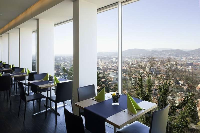 Beispiel: Eindruck von den Räumlichkeiten, Foto: Restaurant Schlossberg.