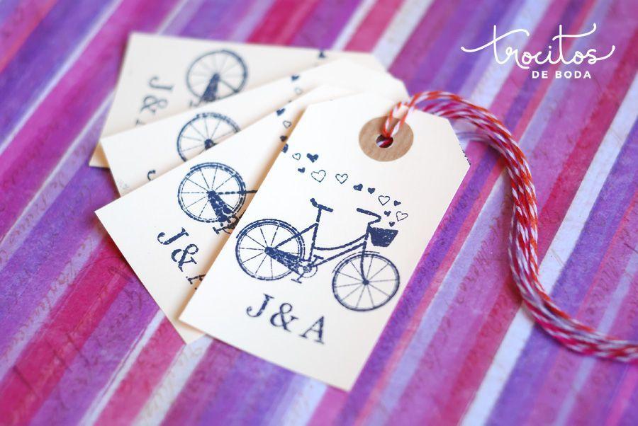 Etiquetas Bicicleta