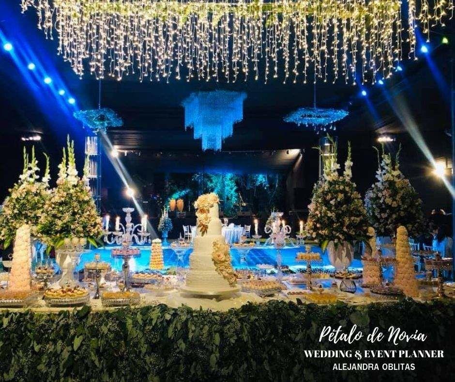 Alejandra Oblitas Wedding Planner