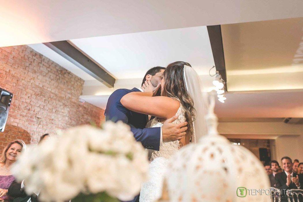 Patricia e Thiago