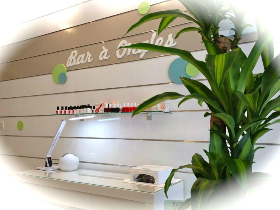 bar a ongles manucure Beauté Zen Institut