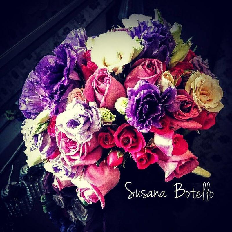 Susana Botello Coordinación y Diseño Floral