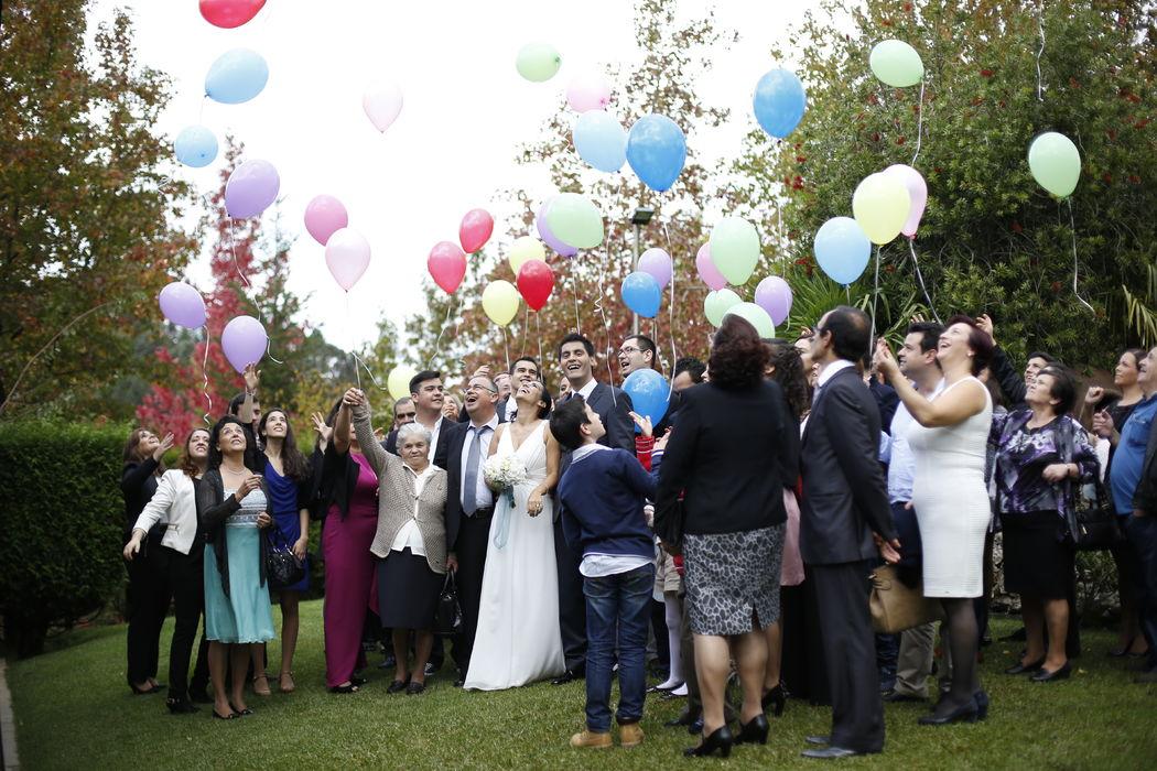 Lançamento de Balões