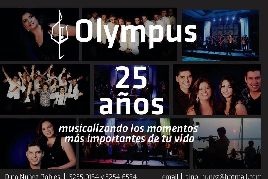 Olympus & Mr. Music