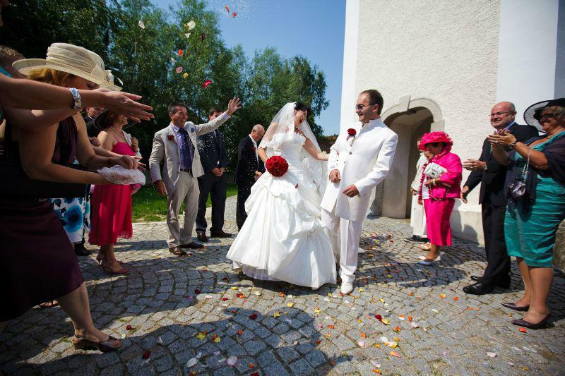 Beispiel: Brautpaar, Foto: SagJa.