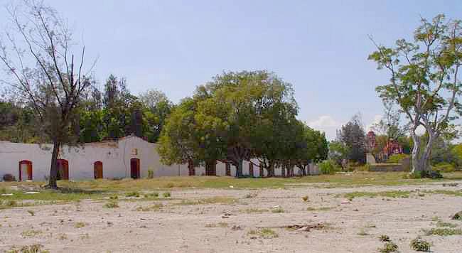 Antigua Hacienda San Lorenzo