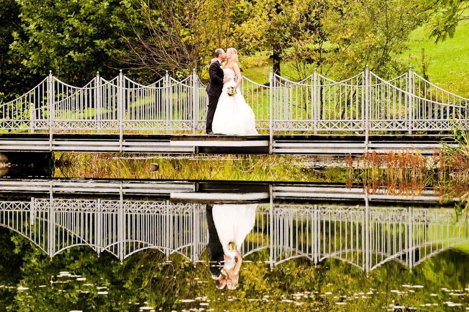 Hochzeit in Schloss Obermayrhofen. Hochzeitsfotograf: Steven Lin - www.myshoot.at