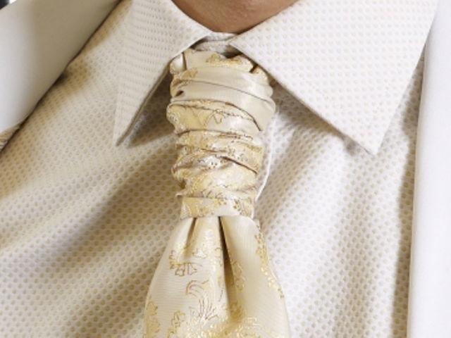 Beispiel: Krawatte, Foto: meinhochzeitsanzug.ch.