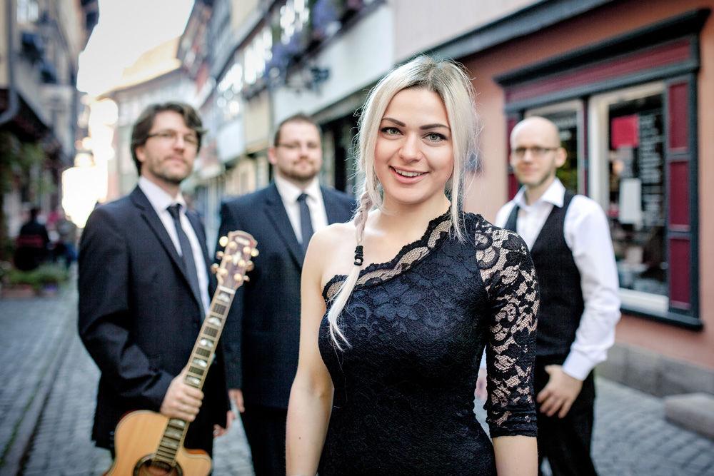 Voice'n Fun - Ihre Hochzeitsband in Thüringen