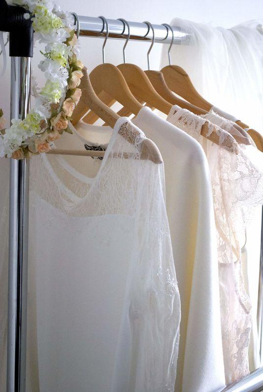 Belle et romantique couture