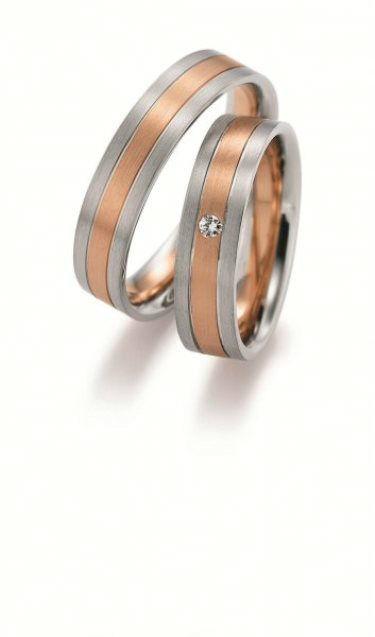 Beispiel: Finden Sie Ihre persönlichen Ringe, Foto: Juwelier Schönmann.