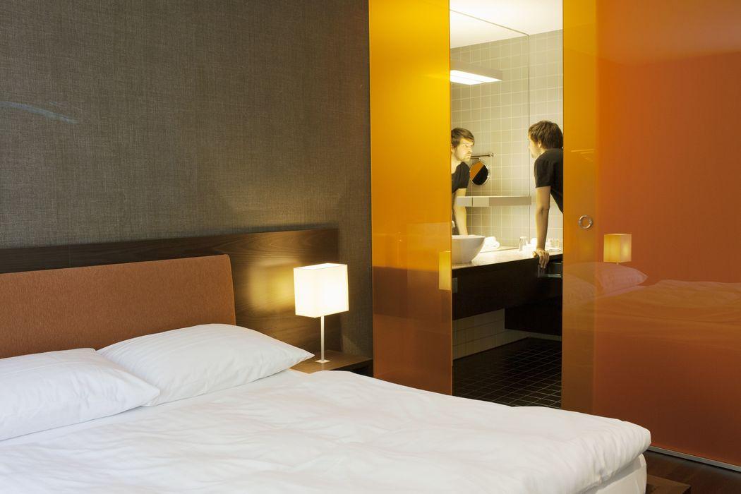 Hotelzimmer Comfort Design, Foto: Hotel Bad Bubendorf.