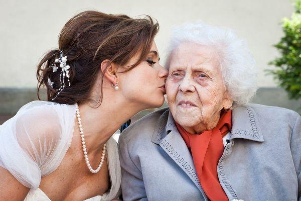 Beispiel: Emotionale Augenblick in Bildern festgehalten, Foto: asa400.