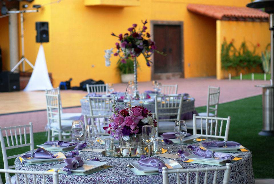 Jardín de Eventos Colorines