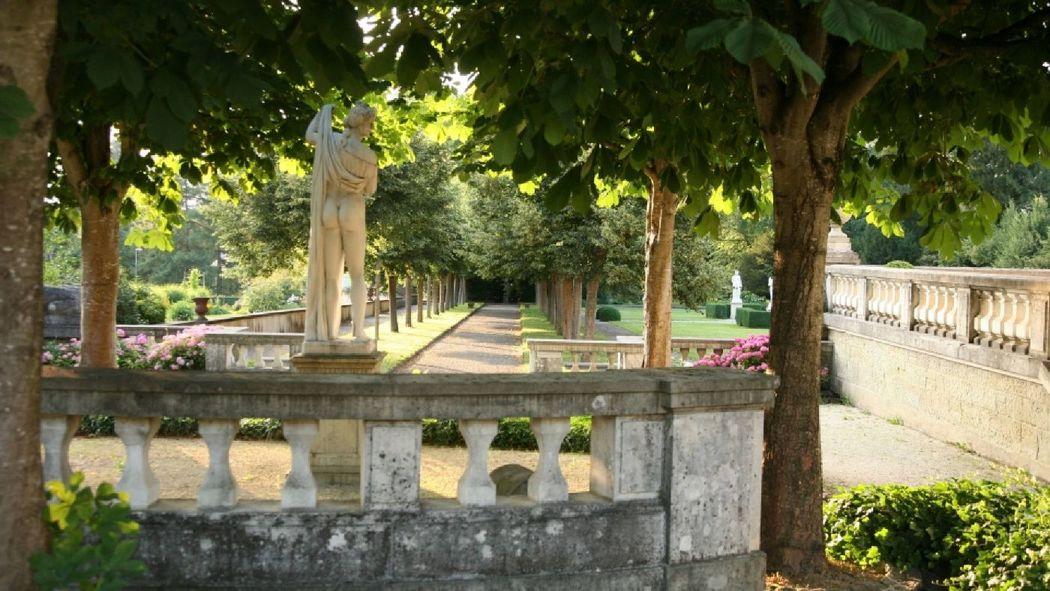 Beispiel: Lindenallee, Foto: Villa Wenkenhof.
