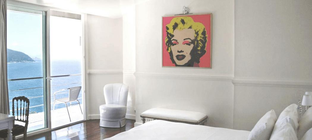 La Suite Boutique Hotel by Dussol - The White Suite