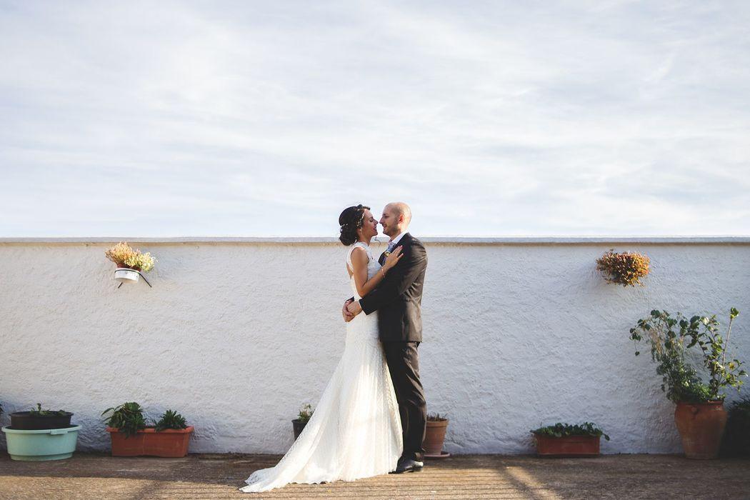 Fotografía de bodas en Fontanosas (Ciudad Real)