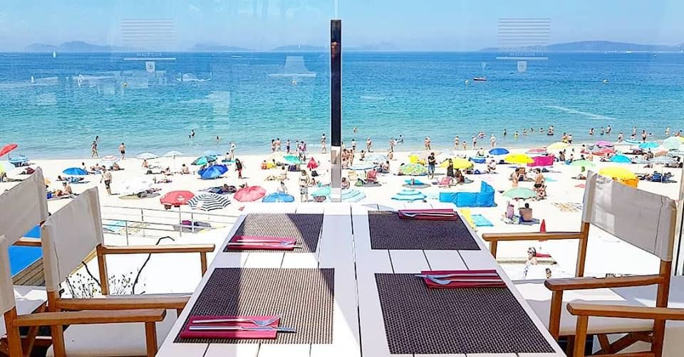 Marina Cíes Beach Club