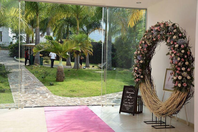 Salón Jardín Terrazas