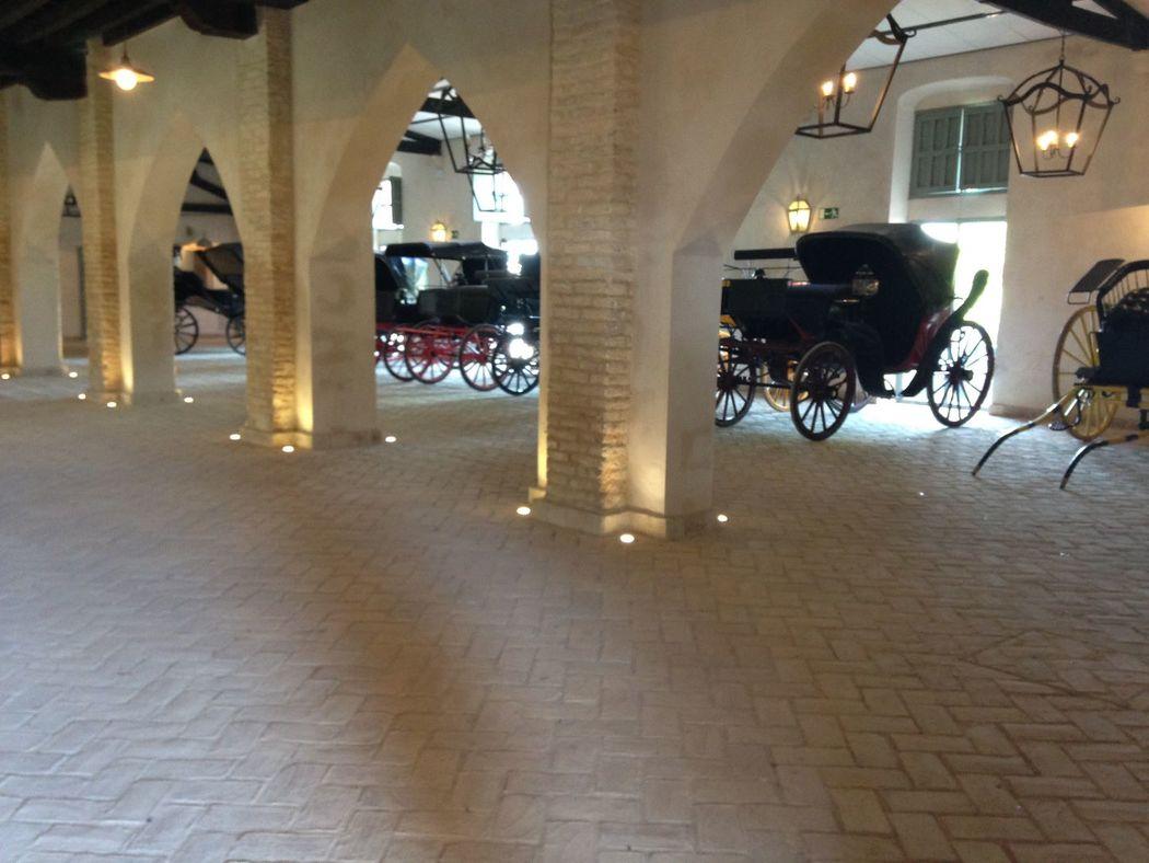 salón principal para bodas