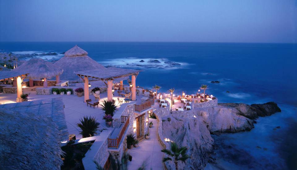 Hotel Esperanza An Auberge Resort en Cabo San Lucas.