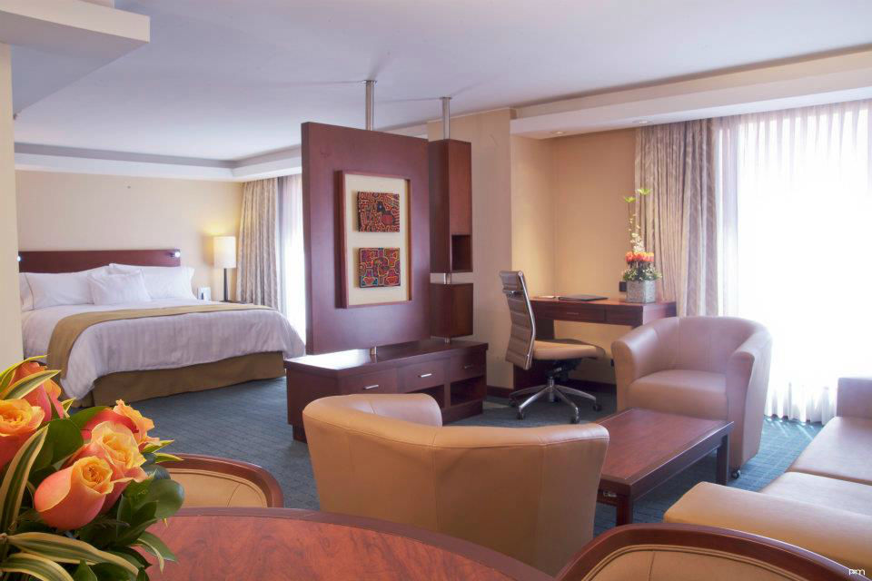 Hotel Capital - Noche de Bodas